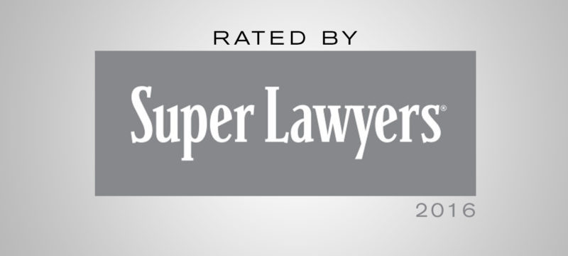Susan Petersen Selected as Ohio Super Lawyer for 2016